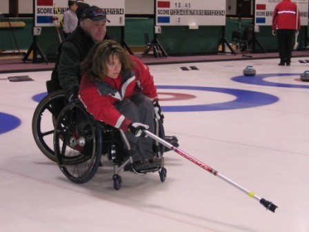 Adapted Curling