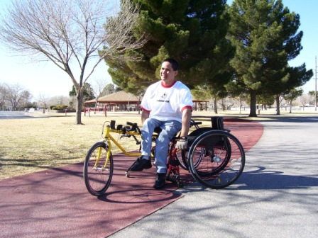 Adapted Cycling