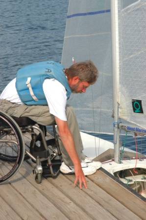 Adapted Sailing